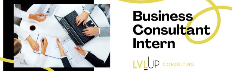 Business Consultant [Intern] profile banner profile banner