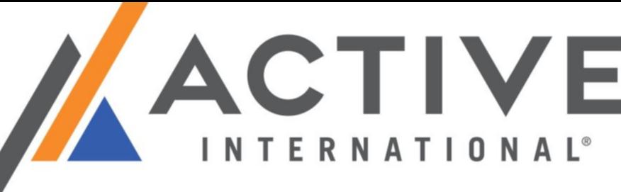 Active International profile banner